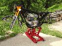 July 5 - Front/Rear suspension added, battery box   2011-07-21 05:42:51